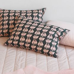 pillow cover farfalle by Jennifer Bouron