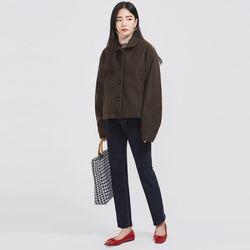 mini cozy short jacket