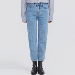 duly straight denim pants