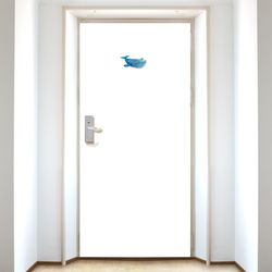 [현관문시트]고래의 꿈