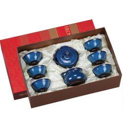 [와드몰]일롱 남취옥(藍翠玉) 비취 고급선물세트 1