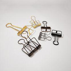 Bronze Metal Clip