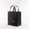 BAG TAKE 04-1 BLACK HEAVY CANVAS BAG