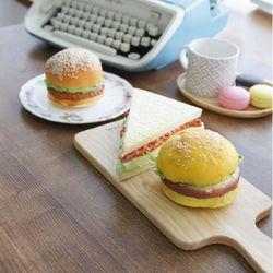 샌드위치 & 햄버거