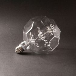 [FC] HIVE125 LED 2W 에디슨 눈꽃 전구
