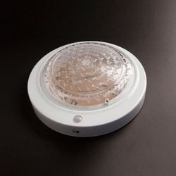 [KM] LED 아이스 원형 센서등 15W