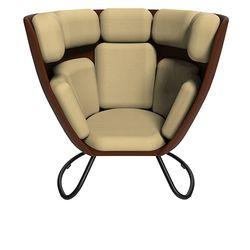 DANZI Chair Brown(Large)