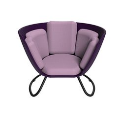DANZI Chair Violet(Medium)