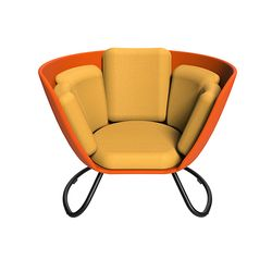 DANZI Chair Orange(Medium)