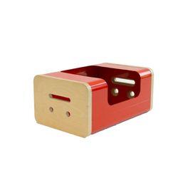 BOXTER multibox Red