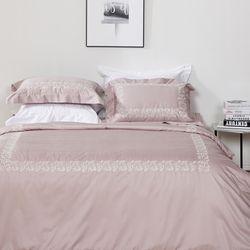 마고 이불커버 세트 Q 핑크