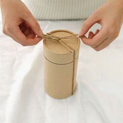 Natural Wrapping - Kra Cylinder (2개 세트)