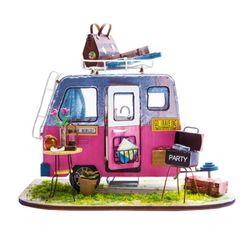 [adico]DIY 미니어처 시그니처 하우스 - 캠핑카