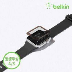 벨킨 애플워치 시리즈1용 38mm 강화유리필름 F8W837qe