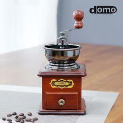 도모 홈카페 엔틱 원두커피분쇄기 (소)