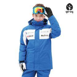 루키 스키보드 자켓 R.BLUE 아동용
