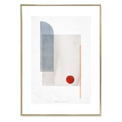 포스터액자 New moon 1 (50x70)