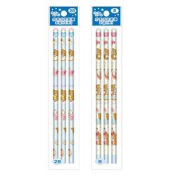 리락쿠마 (B2B) 3P 연필세트 (블루스위트)