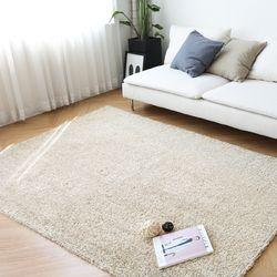 로맨틱 샤기카페트 사각 100x150cm