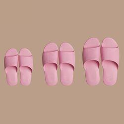 아동 슬리퍼 THE PLASTIC SHOES - KIDS [PINK]