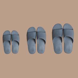 아동 슬리퍼 THE PLASTIC SHOES - KIDS [GRAY]