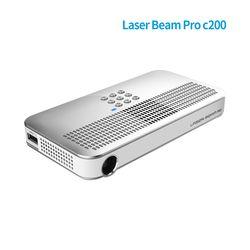 미니빔프로젝터 레이저빔프로 C200