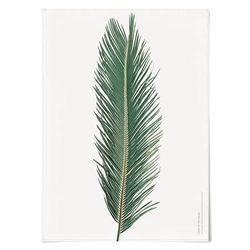 패브릭 포스터 F177 북유럽 식물 나뭇잎 no.1 [중형]