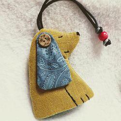 [d.i.y] 강아지 열쇠고리 만들기