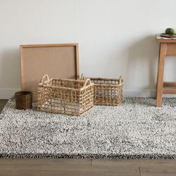 포홈LA 보르도 샤기 카페트 35mm (170X230)러그카펫
