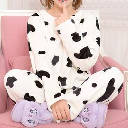 SW72 젖소잠옷 수면잠옷 잠옷세트 CH1350514