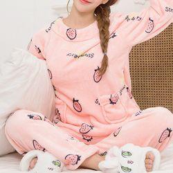 SW71 딸기잠옷 수면잠옷 잠옷세트 CH1349530