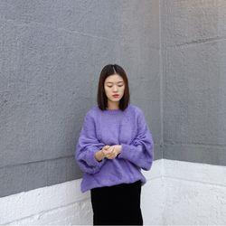 벌룬 루즈 니트 (3color)