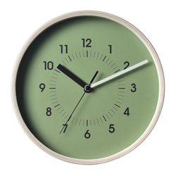 저소음 파르베.우드벽시계(Green)