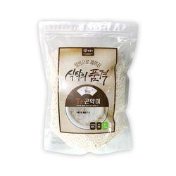 웰빙으로 채워진 쌀눈 곤약미 곤약쌀1kg