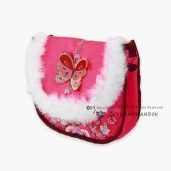 SS예아지꽃분홍(가방)