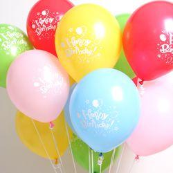 생일풍선(5개입)