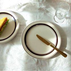 파스타접시-카네수즈디너접시 빈티지접시 신혼그릇
