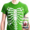 4D 인체교육용 AR 티셔츠