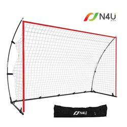 N4U(엔포유)N4U-S200 휴대용 접이식 축구골대