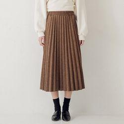 [로코식스] living pleats wool SK스커트