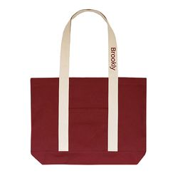 [1300K단독] Brookly bag (red)