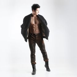 그린바나나 Royal Fur Jumper