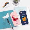 세서미 컬러젤리케이스 2TYPE (아이폰7 8)