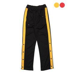 Side Snap Track Pants (2color)