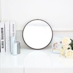 원룸 가구 원형 거울 300