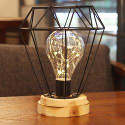 쇼콜라 A형 LED 무드등(건전지)