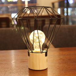 쇼콜라 B형 LED 무드등(건전지)