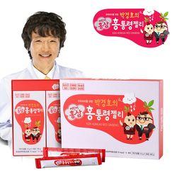 박경호의 어린이 홍삼 홍통령 젤리 1세트 (30포)