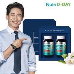 프리미엄 칼슘마그네슘아연비타민D 선물세트+쇼핑백