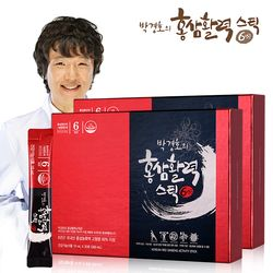 박경호의 홍삼 활력 스틱 2세트 (60포)